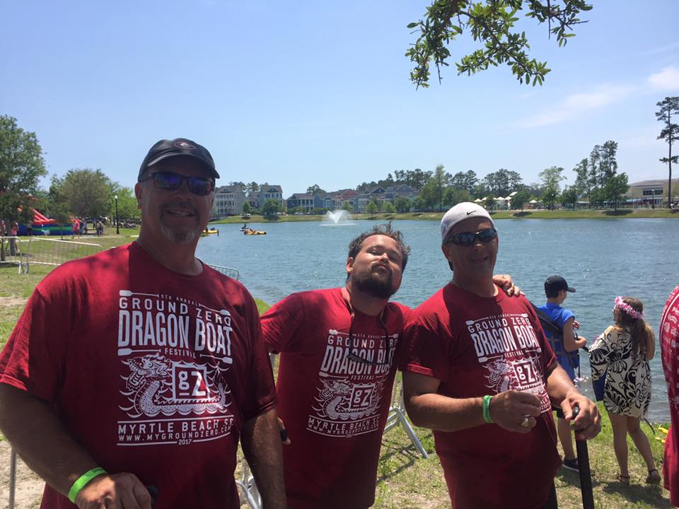 website pic dragon boat team nate mike et