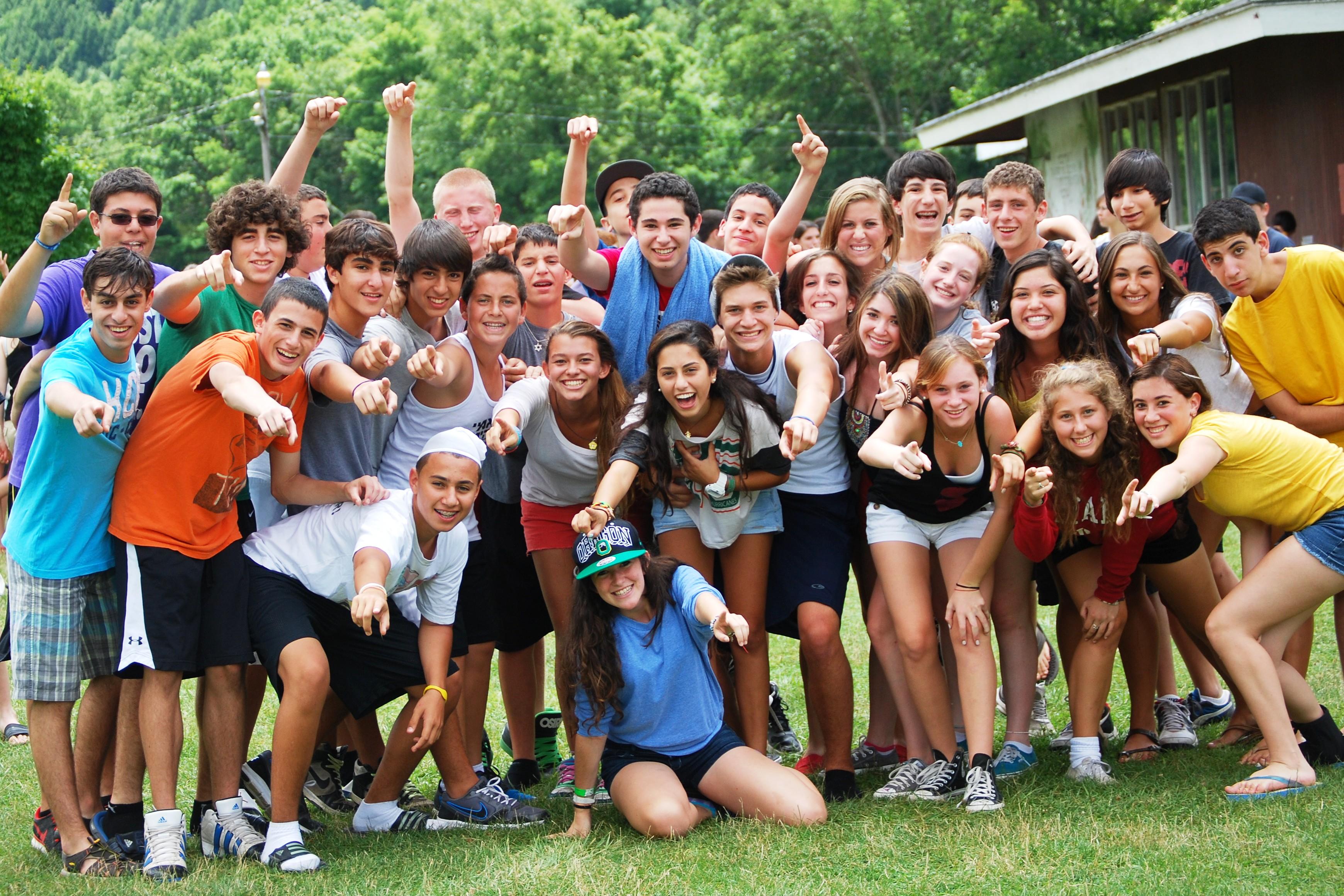 Summer art camp for teen